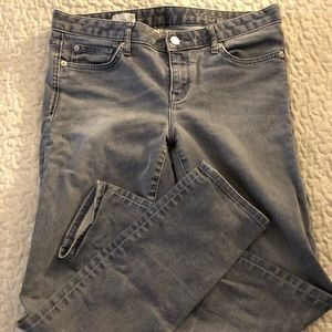 Gap Skinny Jeans-light wash